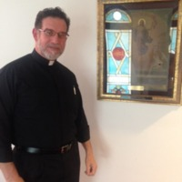 Father Michael Varlamos, June 25, 2015