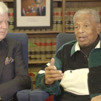 Joesph L. Hudson, Jr. and Judge Damon Keith